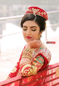 My best friend got married. Prettiest Nepali bride ever  :) I miss her.