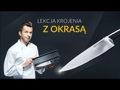 LEKCJA KROJENIA Z OKRASĄ - KUCHNIA LIDLA - YouTube Kitchen Knives, Youtube, Videos, Awesome, Food, Essen, Meals, Youtubers, Eten