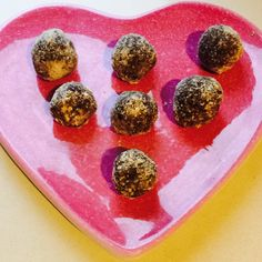 """We created this healthy ball for my daughters lunchbox """"we is me and little Miss 👱♀️"""" Little Miss not a huge fan of yogurt and I know she is getting a lot of goodness in this little treat. With the convenience all in one tub probiotics and a multi ! this yummy ball requires no added sugar and is so quick to make and really tastes great.<br />She was complaining that all my balls have coconut in them and to be honest we were both getting a little tired of putting..."""