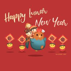Happy Chinese New Year!! . #hjstory #love #cute #romance #relationship #chinese #newyear #chicken #hen #prosperity
