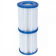 Cartridges Filters Spa Swimming Pool Bestway 2 Blue 60046 - New Whirlpool Spa, Pool Filteranlage, Swimming Pools, Spa Branding, Happy Hot, Jacuzzi Outdoor, Spa Water, Starter Set, Filter