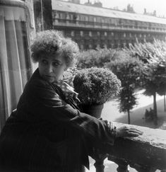 Colette by Pierre Jahan