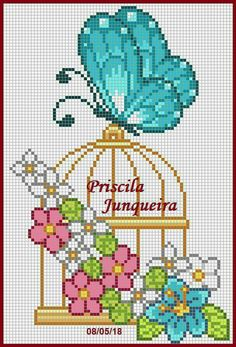 Thrilling Designing Your Own Cross Stitch Embroidery Patterns Ideas. Exhilarating Designing Your Own Cross Stitch Embroidery Patterns Ideas. Pearler Bead Patterns, Perler Patterns, Loom Patterns, Beading Patterns, Embroidery Patterns, Counted Cross Stitch Patterns, Cross Stitch Charts, Cross Stitch Designs, Cross Stitch Embroidery