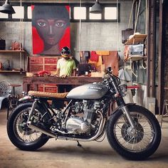 24 best Kawasaki Cafe Racers images on Pinterest   Cafe racers     project from in