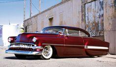'54 Chevy Bel Air