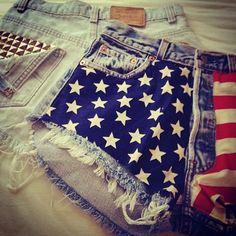 Stars and Stripes forever.