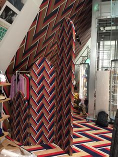 Gucci kicks off fashion week early with their new space at Dover Street Market! Another great project by the TDS team!! - http://www.bytds.com/gucciandtdsatdoverstreet/