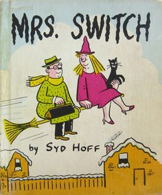 Mrs.switch by Syd Hoff