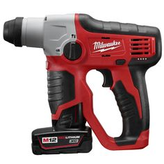 "M12TM Cordless Lithium-Ion 1/2"" SDS-Plus Rotary Hammer Kit 