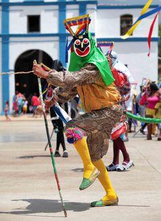 Diablos Danzantes de Chuao #Aragua #Venezuela #Folclore #CorpusChristi