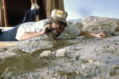 "Behind the Scenes: Steven Spielberg on-set of ""Raiders of the Lost Ark"""