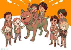 Walking Dead Show, The Walking Dead Telltale, Walking Dead Funny, Walking Dead Series, Game Character, Character Design, Cartoon Network, Clementine Walking Dead, Walking Dead Characters
