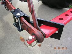 Tractor Drawbar, 8n Ford Tractor, Tractor Seats, Small Tractors, Compact Tractors, Metal Projects, Welding Projects, Welding Tools, Welding Art