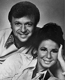 """Steve Lawrence (born July 8, 1935) is an American singer and actor, perhaps best known as a member of a duo with his wife Eydie Gormé, billed as """"Steve and Eydie"""". The two appeared together since appearing regularly on Tonight Starring Steve Allen in the mid-1950s until Gormé's retirement"""