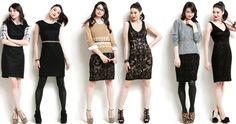 3 dresses..6 ways to wear