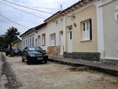 Casario antigo de Vassouras.