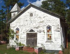 This 140-year-old chapel in Navassa, in Brunswick County, was the worship center of many former slaves after the Civil War. The 140-year old building was moved to a one-acre plot on Cedar Hill Road in the early 1900s from the former Cedar Hill Plantation on Indian Creek and is known now as the Reaves Chapel. After relocation, it served as an African Methodist Episcopal congregation.Today a group of locals hopes to preserve it along with their Gullah-Geechee heritage. Photo: Denice Patterson