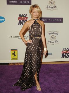 Pin for Later: These Are Nicole Richie's 3 Favorite Outfits of All Time Nicole's African-Print Dress