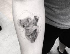 Koala by Doctor Woo
