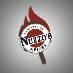 Logo design for Nuzzo's Pizza