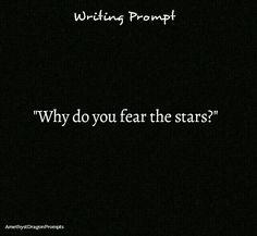 Fear the stars