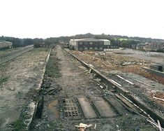 Disused Stations, Train Stations, Bahn, Nottingham, Railroad Tracks, Abandoned, Trains, Diesel, Hobbies