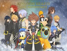 kingdom hearts terra and riku - Google Search
