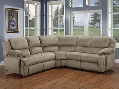 Vegas 2 Piece Sectional from HomFurniture