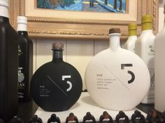 Great Olive oil packaging for 5