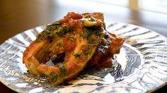 דגים ברוטב Chicken And Chips, Cabbage, Vegetables, Recipes, Food, Essen, Cabbages, Vegetable Recipes, Eten