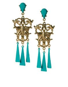 ASOS Jewelled Chandelier Earrings, Asos | SiV Collections- The ...