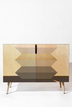 Iveta Abolina Bloc de couleur III Credenza   DENY Designs Home Accessories