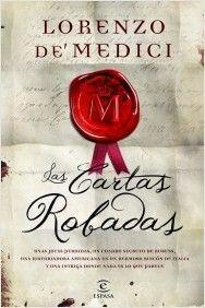 """Lorenzo de Medici presenta en Madrid """"Las cartas robadas"""", una nueva novela histórica"""