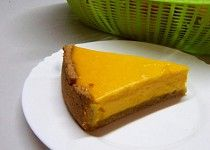 Dýňový koláč (Pumpkin pie) - zdravější verze