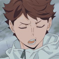 Oikawa Tooru, Iwaoi, Neji E Tenten, Picture Icon, Another Anime, Anime Profile, Karasuno, Haikyuu Anime, Haikyuu Nishinoya