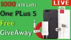 🔴OnePlus 5 Free Giveaway (🔥103 Left) 100 watchers required