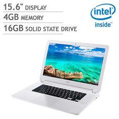 "Acer 15.6"" Chromebook - Intel Celeron - 1080p"