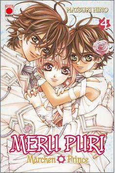 Meru Puri - Ma selection #Manga - Shojo