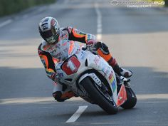 2012 Isle of Man TT Racing