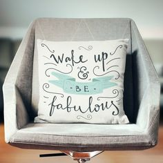 Congratulations!!! Youve just a discovered a modern pillow cover from W.Francis. At wFrancis we pride ourselves on cutting edge designs, vibrant colors and outstanding detail. Every pillow we make is printed on high quality fabric using state of the art technology. This produces a pillow which has rich, vibrant colors, outstanding detail, and a soft, luxurious feel. ✪ CUSTOMER SATISFACTION GUARANTEE: ✪ At W.Francis, were proud of our products and we want you to be 100% happy with your…