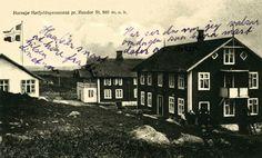 Oppland fylke Lillhammer kommune Hornsjø Høifjeldspensjonat pr. Hunder utg Stribolts Eftf, Lillehammer 1930-tallet