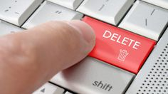 Learn how to delete your accounts at hundreds of sites
