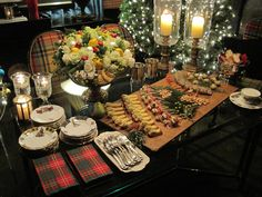"""the adventures of tartanscot™: """"A Highland Christmas . . . """""""