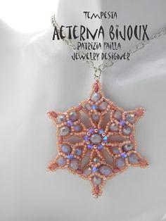 AETERNA BIJOUX by Patrizia Failla jewelry designer: PF 44 - TEMPESTA (PDF: 26 pagine / pages)  Italian...