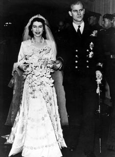 21 queen elizabeth prince philip wedding ap