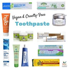 Switching over to vegan and cruelty-free toothpaste is easy-peasy! The best part is that many of the vegan-friendly brands are also non-toxic, SLS & fluoride free to boot! Your mouth is that last place you want nasty chemicals and toxic ish, amiright? M'kay, let's dive in! Btw, these are in no particular order. 10 Vegan... Read More >>