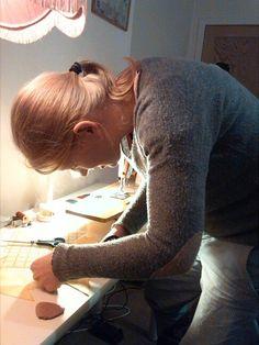 Fiona quilting