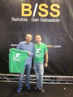 La Carrera del Torrezno presente en la 50 edición de la Behobia-San Sebastián #BSS50