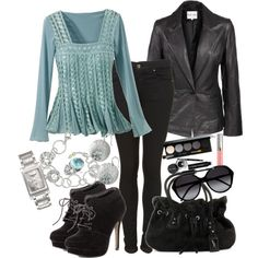 Classy Casual, created by cculjat on Polyvore