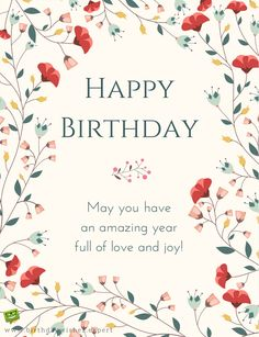 Wishing You A Beautiful Day Happy Birthday Card Is It Time For A Happy Birthday Wishes To A Great